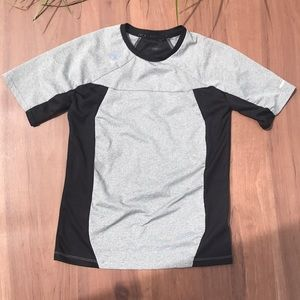 Polo Sport Gray and Black shirt - M